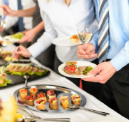 Tips for catering your next corporate event