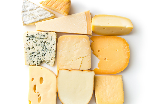 Storing cheese