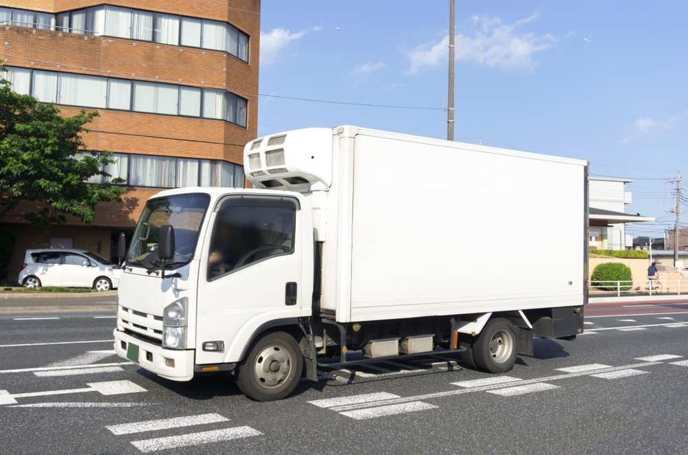 refrigerated truck hire company